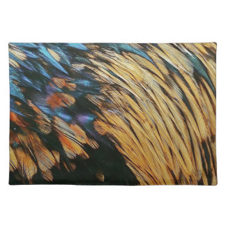 bird feathers Bird Feathers Placemat