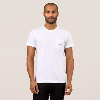 Bird Feature Art Pocket T-Shirt