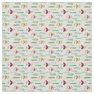 Folk Fabric For Upholstery Quilting Amp Crafts Zazzle Com Au