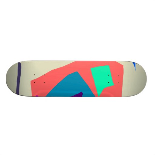 Bird Future Cloudy Morning Greeting Food Skate Deck