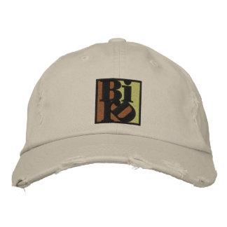 BIRD Hat Embroidered Hat