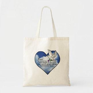 Bird Heart Poem Bags