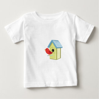Bird House Baby T-Shirt