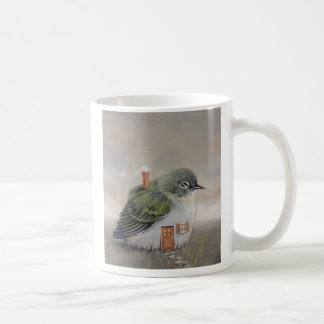 Bird House Coffee Mug