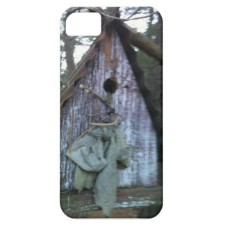 Bird house iphone cover iPhone 5 cover