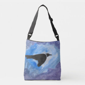 Bird In Flight Cross Body Bag