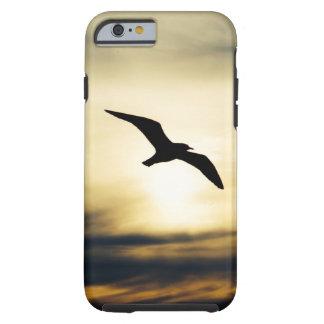 Bird in flight tough iPhone 6 case