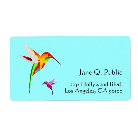 Bird Lovers Hummingbirds