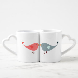 Bird Lovers Matching Coffee Mug Sets