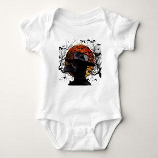 Bird-man Baby Bodysuit