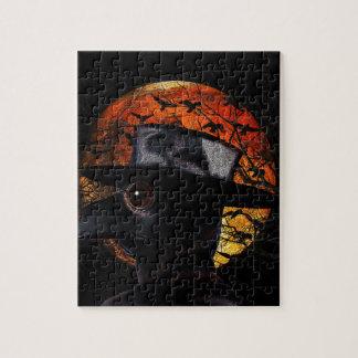 Bird-man Jigsaw Puzzle
