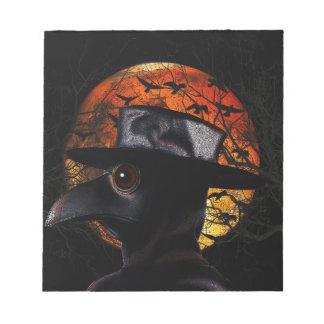 Bird-man Notepad