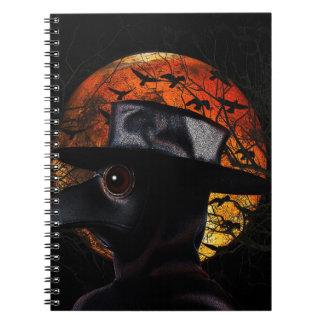 Bird-man Spiral Notebook