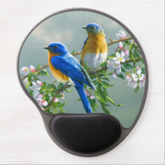 Bird Mouse Pad Gel Mouse Pad