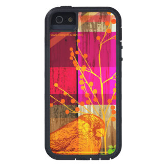 Bird n' Tree iPhone 5 Case