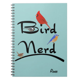 Bird Nerd Notebook