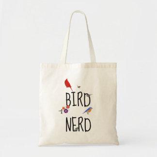 Bird Nerd Too Tote Bag