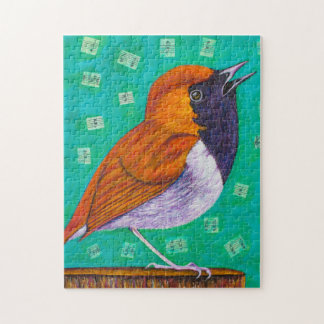 Bird Notes Puzzle