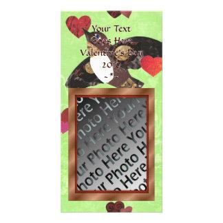 Bird of Love Photo Card
