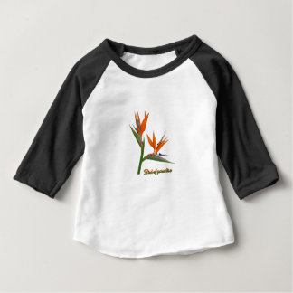 Bird Of Paradise Baby T-Shirt