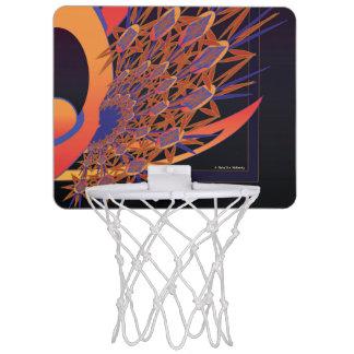 Bird of Paradise Basketball Goal Mini Basketball Hoop