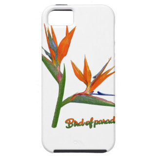 Bird Of Paradise Case For The iPhone 5