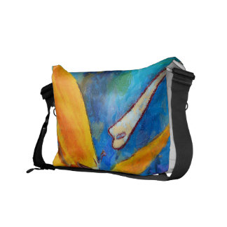 bird of paradise flower commuter bags