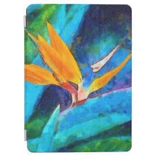 bird of paradise flower iPad air cover
