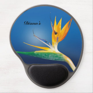 Bird of Paradise Gel Mouse Pad