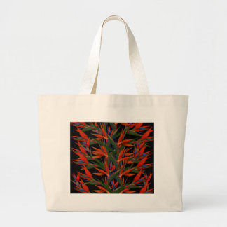 Bird Of Paradise Large Tote Bag