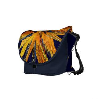 Bird of Paradise Star-Burst Tote Bag Commuter Bags