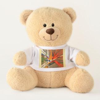 Bird of Paradise Teddy Bear