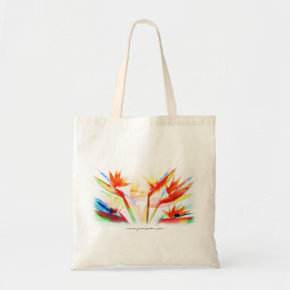 Bird of Paradise Tote, Shopping or Beach Bag