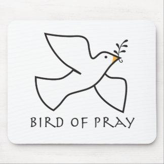Bird Of Pray Mouse Pad