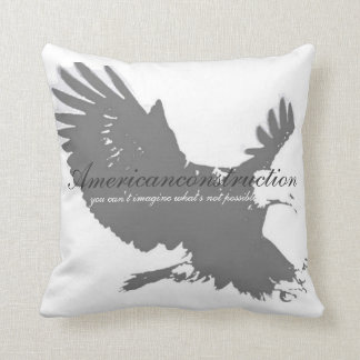 Bird of Prey Cushion