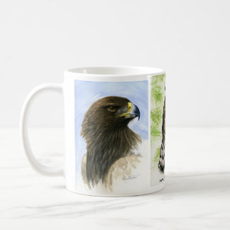 Bird of Prey Lovers Mug