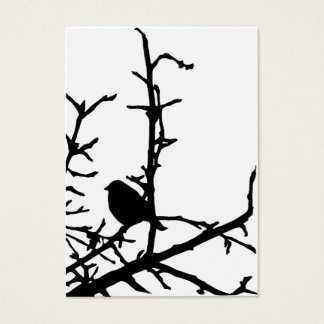 Bird on a Branch ATC Business Card