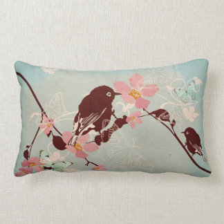 Bird on a tree American MoJo Pillow Throw Cushions