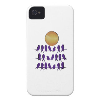 Bird on A Wire Case-Mate iPhone 4 Case