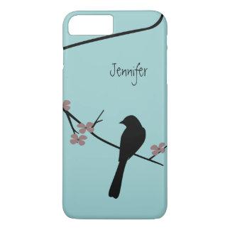 Bird on Branch iPhone 8 Plus/7 Plus Case
