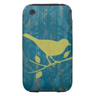 Bird on Limb Tough iPhone 3 Cases