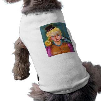 Bird on shoulder pet clothing