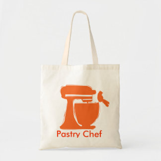 Bird Pastry Chef Gone Shopping Tote Bag