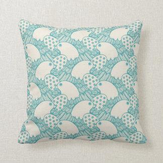 Bird Pattern Cushion