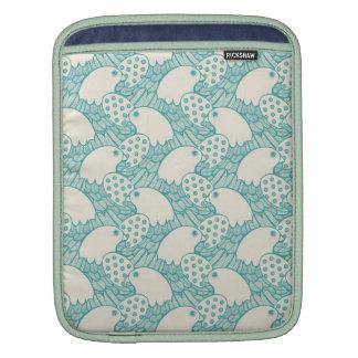 Bird Pattern iPad Sleeve