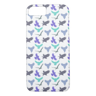 Bird Pattern Phone Case