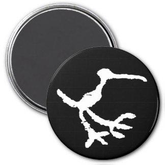 Bird Petroglyph - Petrified Forest, Arizona Magnet