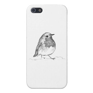 Bird Phone Case 5/5s Robin iPhone 5/5S Case