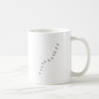 Bird-purely bird TRACKs Coffee Mug