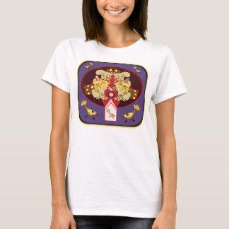 Bird puzzle fan T-Shirt